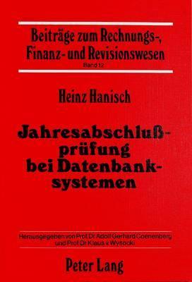 Jahresabschlusspruefung Bei Datenbanksystemen