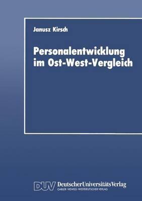 Personalentwicklung Im Ost-West-Vergleich