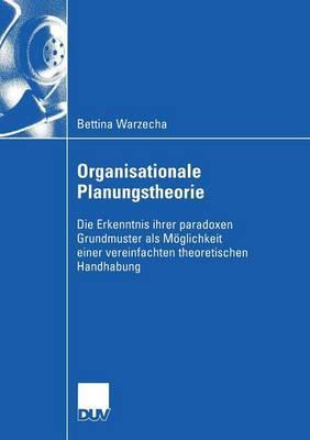 Organisationale Planungstheorie