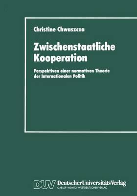Zwischenstaatliche Kooperation