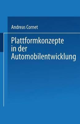 Plattformkonzepte in Der Automobilentwicklung