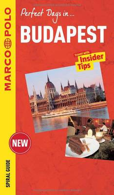 Budapest Marco Polo Spiral Guide