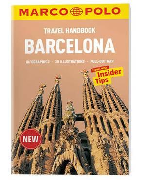 Barcelona Marco Polo Handbook