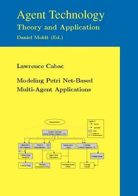 Modeling Petri Net-Based Multi-Agent Applications