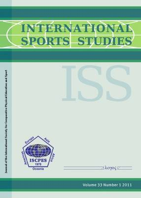 International Sports Studies: 2011