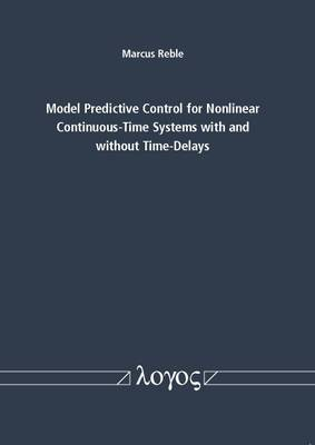 Model Predictive Control for Nonlinear Continuous-Time Systems with and Without Time-Delays