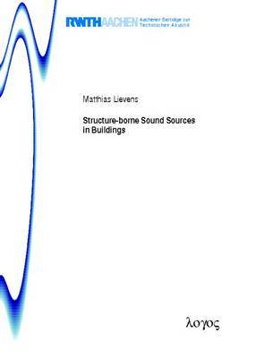 Structure-Borne Sound Sources in Buildings