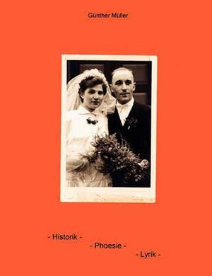 Historik - Phoesie - Lyrik