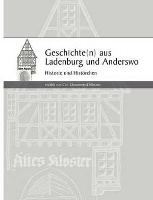 Geschichten Aus Ladenburg Und Anderswo, Band 2