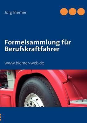 Formelsammlung Fur Berufskraftfahrer