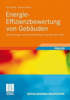 Energie-Effizienzbewertung Von Gebauden: Anforderungen Und Nachweisverfahren Gema Enev 2009