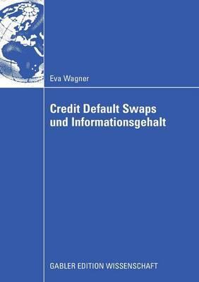 Credit Default Swaps Und Informationsgehalt