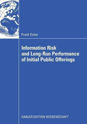 Information Risk and Long-Run Performance of Initial Public Offerings: 2009