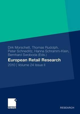 European Retail Research: 2010 - Volume 24 Issue II