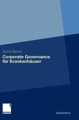 Corporate Governance Fur Krankenhauser