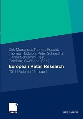 European Retail Research: 2011 | Volume 25 Issue I