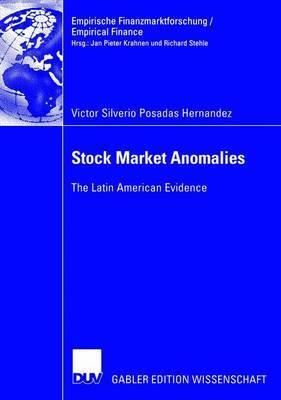 Stock Market Anomalies: The Latin American Evidence