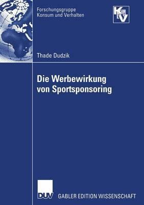 Die Werbewirkung Von Sportsponsoring