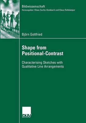 Shape from Positional-Contrast: Characterising Sketches with Qualitative Line Arrangements