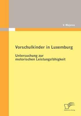 Vorschulkinder in Luxemburg