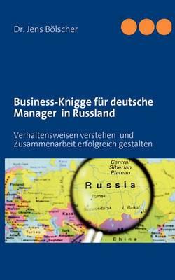 Business-Knigge Fur Deutsche Manager in Russland