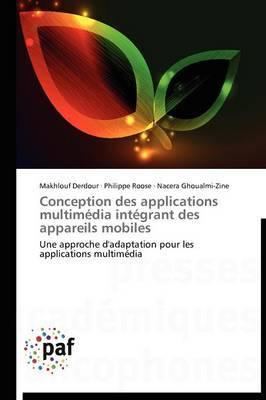 Conception Des Applications Multimedia Integrant Des Appareils Mobiles