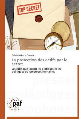 La Protection Des Actifs Par Le Secret