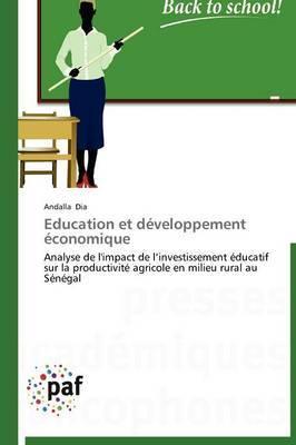 Education Et Developpement Economique