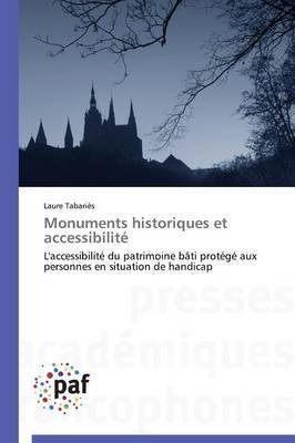 Monuments Historiques Et Accessibilite