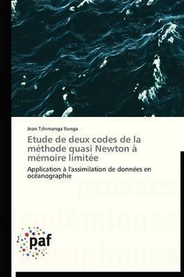 Etude de Deux Codes de La Methode Quasi Newton a Memoire Limitee