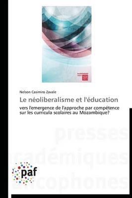 Le Neoliberalisme Et L'Education