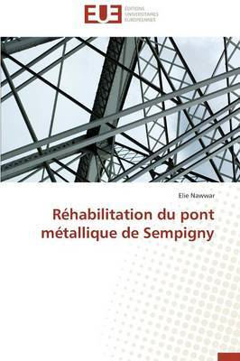 Rehabilitation Du Pont Metallique de Sempigny