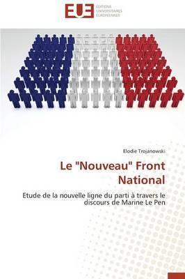Le Nouveau Front National