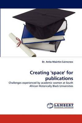 Creating 'Space' for Publications