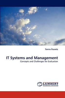 It Systems and Management