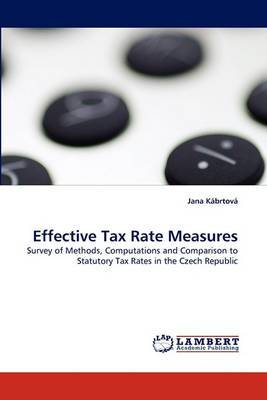 Effective Tax Rate Measures