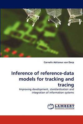 Inference of Reference-Data Models for Tracking and Tracing
