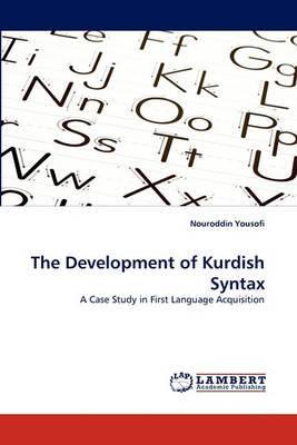 The Development of Kurdish Syntax