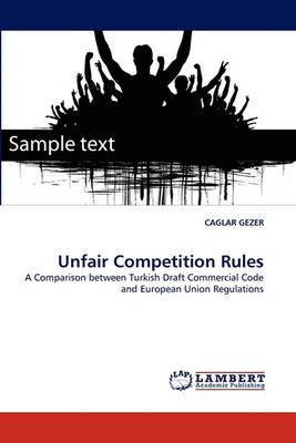 Unfair Competition Rules
