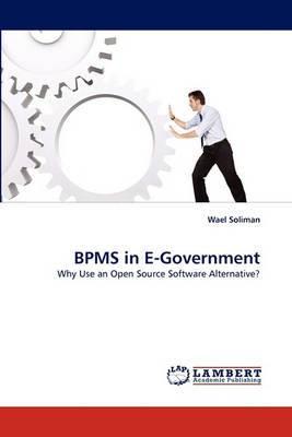 Bpms in E-Government