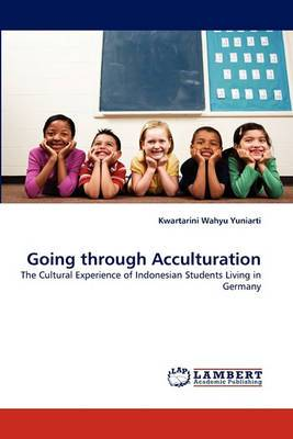 Going Through Acculturation