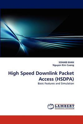 High Speed Downlink Packet Access (Hsdpa)
