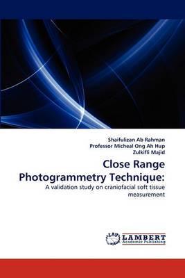 Close Range Photogrammetry Technique