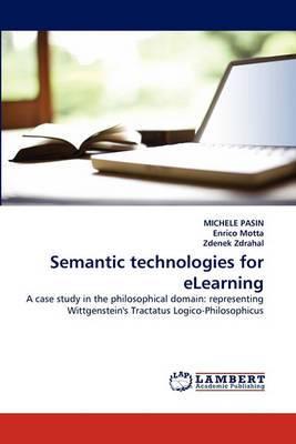 Semantic Technologies for Elearning