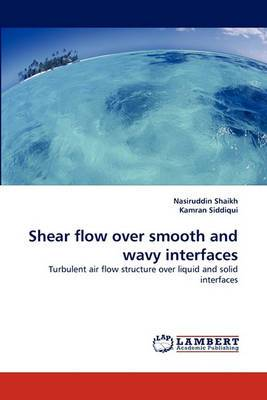 Shear Flow Over Smooth and Wavy Interfaces