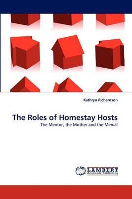 The Roles of Homestay Hosts