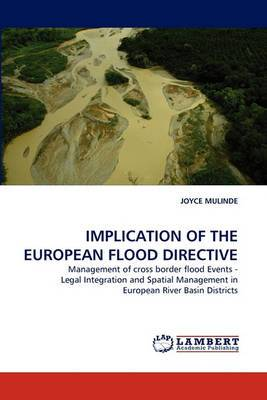 Implication of the European Flood Directive