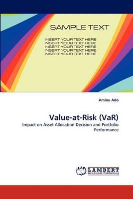 Value-At-Risk (Var)