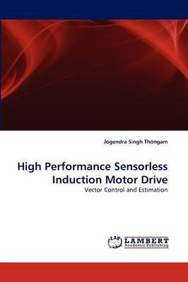 High Performance Sensorless Induction Motor Drive