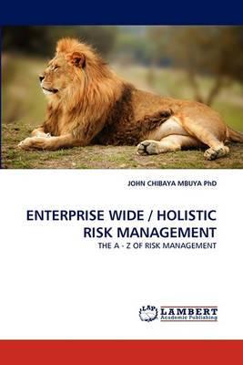 Enterprise Wide / Holistic Risk Management